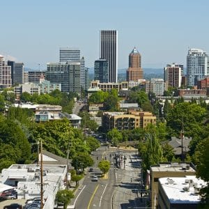 Portland-Skyline