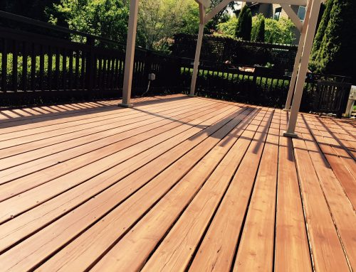 Deck Refinishing Beaverton
