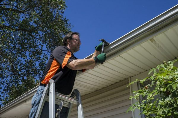 gutter repair services