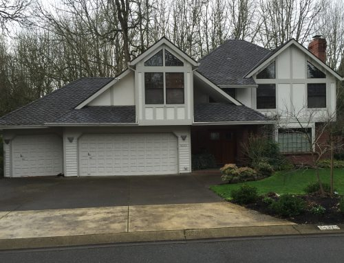 New Roof Treatment Lake Oswego