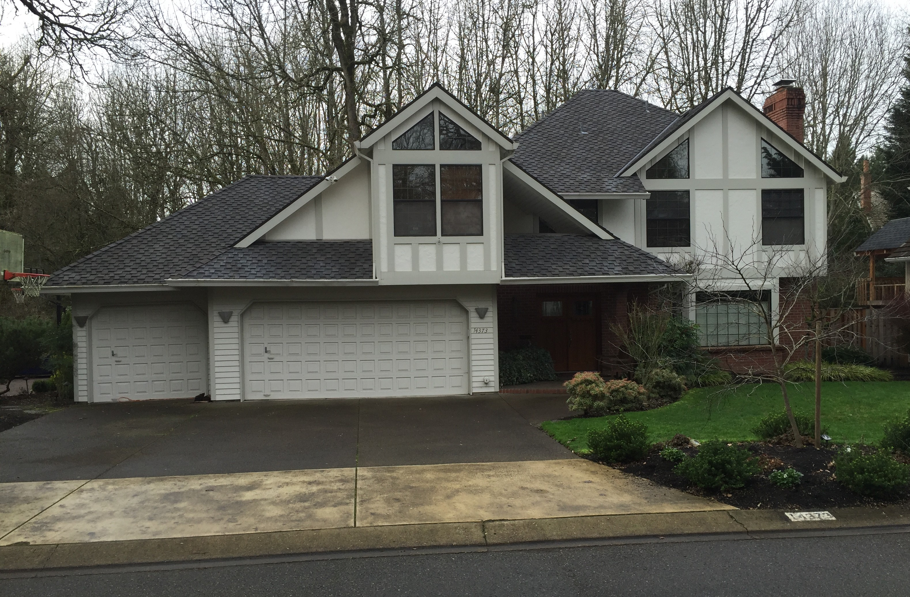 Lake Oswego New Roof Treatment
