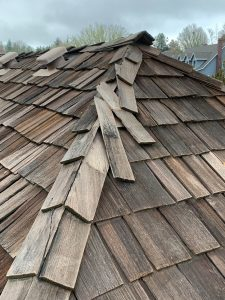 roof shingle repair