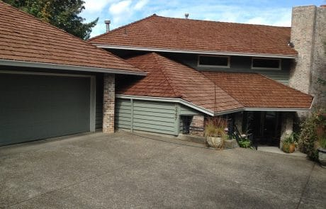 Stained-Roof-Cedar-Shake-Portland