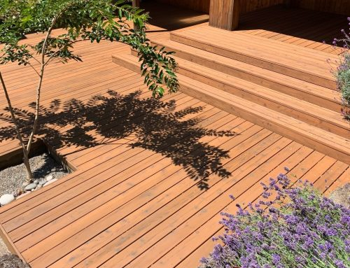 SW Portland Cedar Deck Refresh for Summer