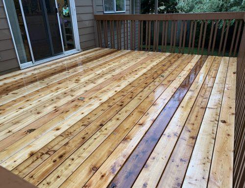 West Linn: Barrington Heights Deck Repair